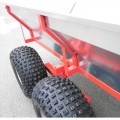 Off Road Trailer ATV fabrication