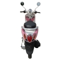 Gas Powered Scooter rose pour femmes 125cc Pink