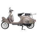 Les Scooters Vintage adulte Type Vespa 125cc Brown